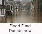 Donate to flood fund