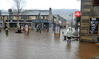 Boxing Day Floods - photo:HebWeb