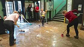 Picture House floods