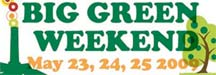 Big Green Weekend